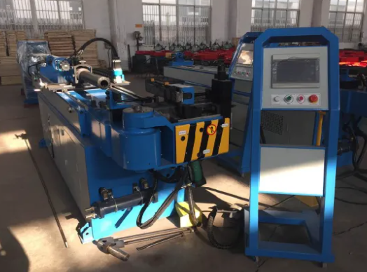 electric fully automatic tube bender with CE certificate