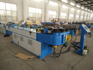 Exhaust Heavy Duty Tube Bending Machine GM-76NCB
