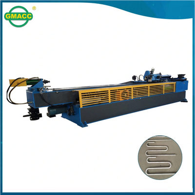 Electric Pipe Bending Cutting Machine with Manual Spring