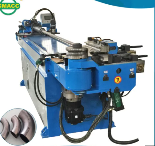 Motorised Hydraulic Big Steel Tube Bending Machine