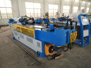 U Shaped Full Automatic Pipe Bending Machine GM-100CNC-2A-1S