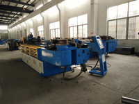 Universal U Shaped Hydraulic Tube Bending Machine GM-SB-114CNC