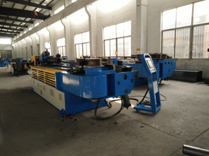 Heavy Large Diameter Pipe Bending Machine GM-SB-114CNC