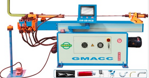 CNC Semi Auto Electric Hydraulic Pipe Bending Machine