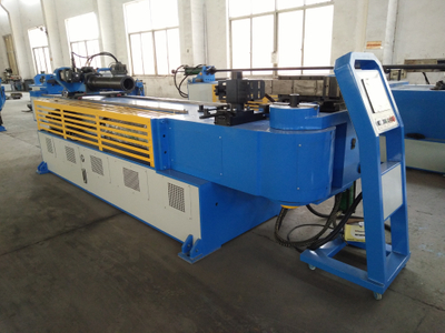 steel 3 roller pipe bending machine GM-SB-100CNC