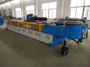cold aluminum tube Bending Machine GM-SB-140CNC-2A-1S