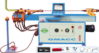 Full Automatic Servo Motor Hydraulic Exhaust Pipe Bending Machine