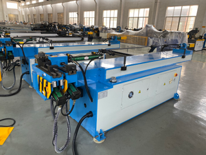 large diameter Manual NC Steel Pipe gas Bending Machine