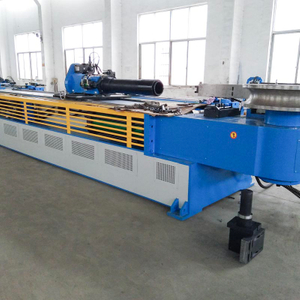 4-inch Heavy Duty Stainless Steel Tube Bending Machine