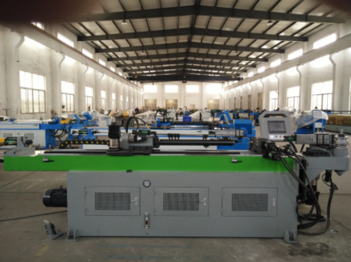 plc control automatic pipe bending machine for chairs